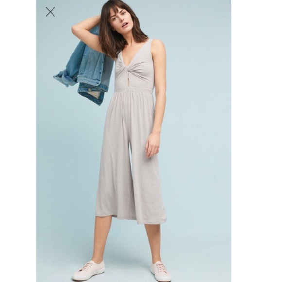 4cd970e43cb Anthropologie Copeland Knotted Jumpsuit new